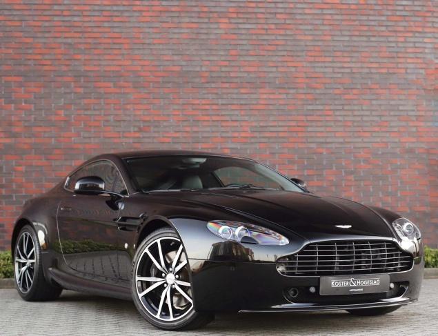 Aston Martin Vantage 4.7 V8 Sportshift N420