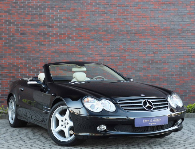 Mercedes-Benz SL350