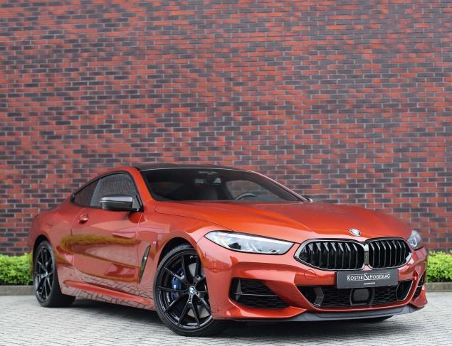 BMW M850i X-Drive