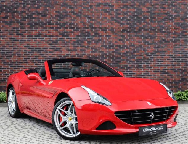 Ferrari California 3.9T