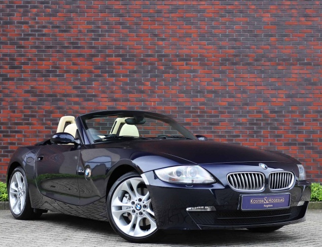 BMW Z4 3.0SI Individual Martime Edition