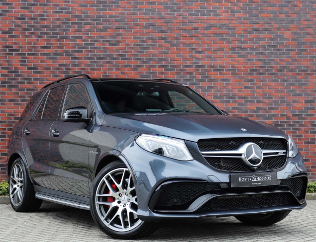 Mercedes-Benz GLE 63 S AMG 4-Matic