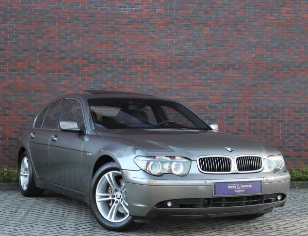 BMW 740d Executive