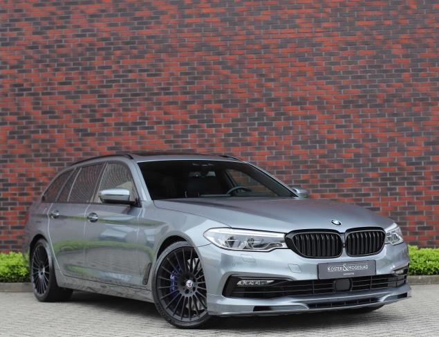 BMW Alpina D5 S Touring