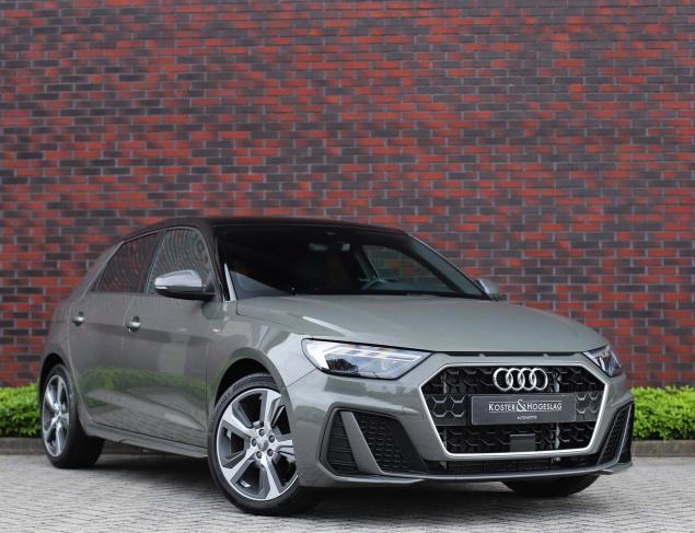 Audi A1 30TFSI S-Line