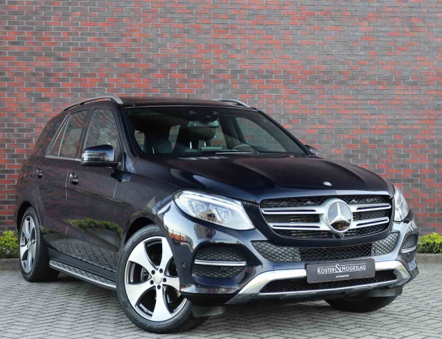 Mercedes-Benz GLE250d 4-matic