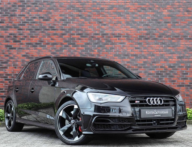 Audi S3 2.0TFSI Quattro
