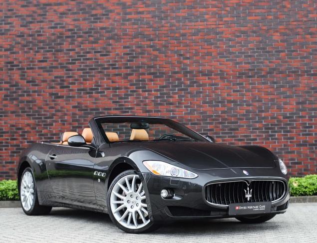 Maserati GranCabrio 4.7S