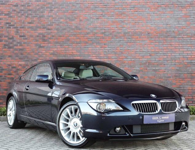 BMW 645Ci Individual