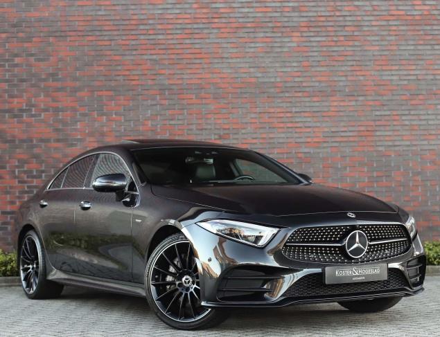 Mercedes-Benz CLS450 4-Matic Edition 1