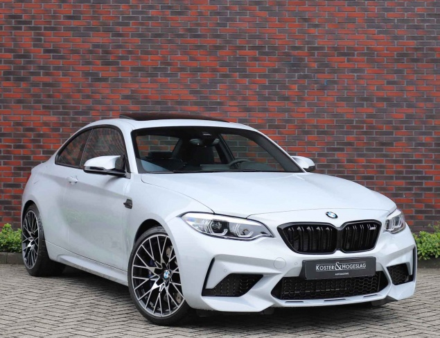 BMW M2 DCT Competition