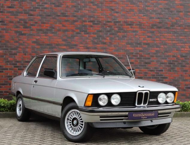 BMW 320 Executive