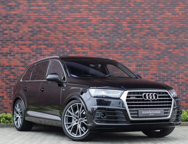 Audi Q7 3.0 TDI Pro Line Plus