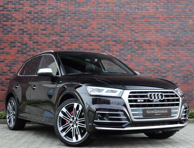 Audi SQ5 3.0TFSI Quattro