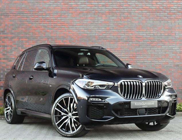 BMW X5 30D X-Drive M-Sport