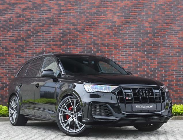Audi SQ7 4.0TDI Quattro