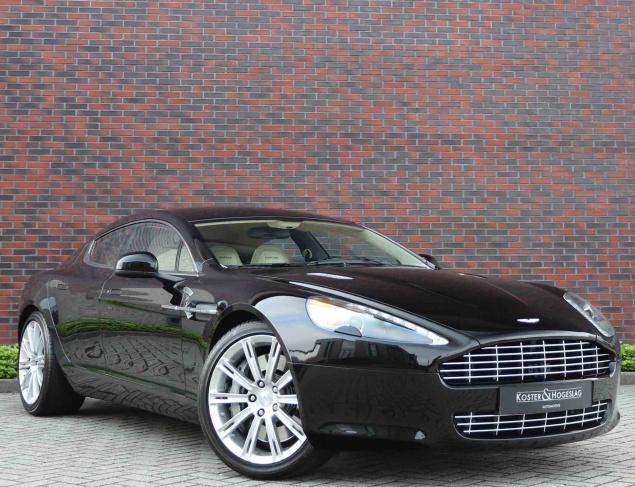 Aston Martin Rapide 5.9 V12