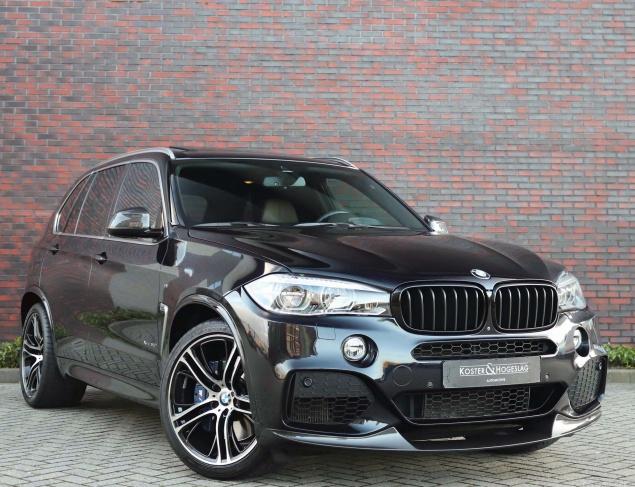 BMW X5 50i X-Drive