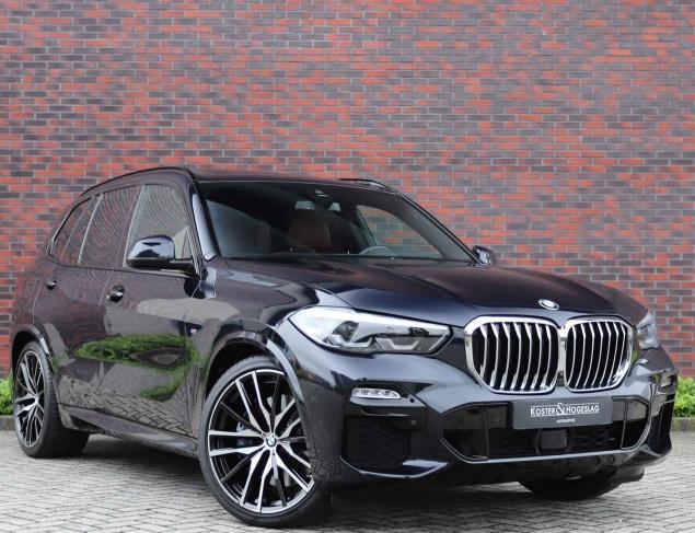 BMW X5 40i X-Drive M-sport
