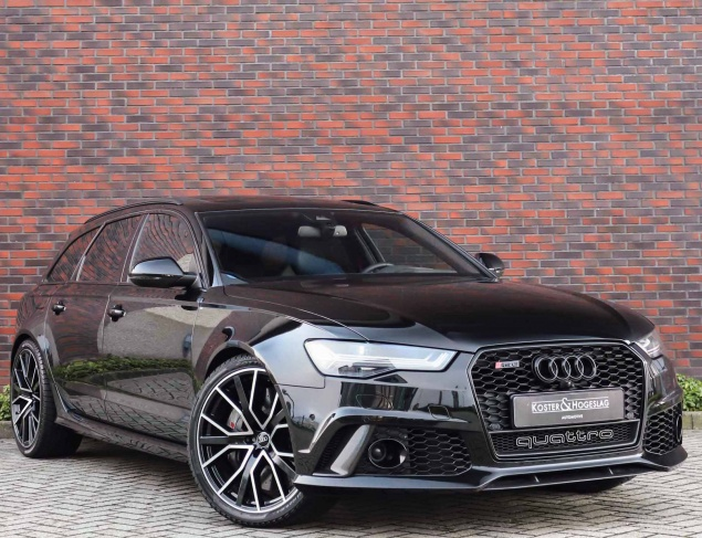 Audi RS6 Avant 4.0TFSI Performance