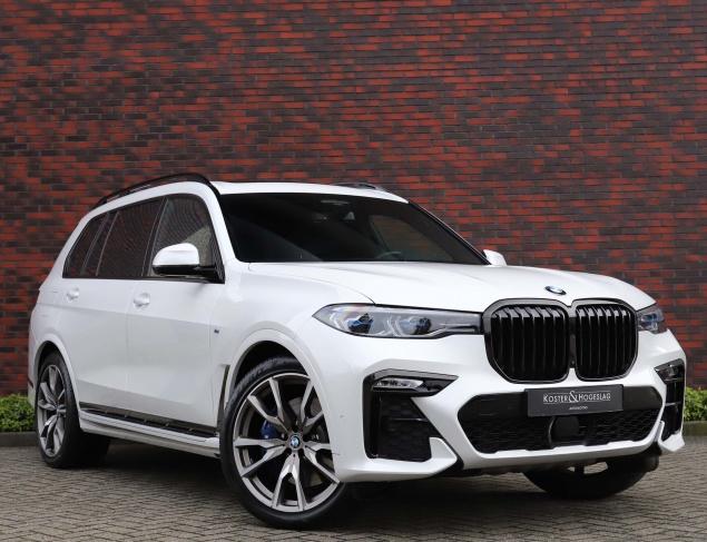 BMW X7 40i X-Drive M-sport