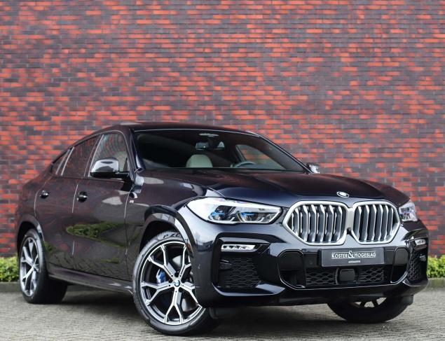 BMW X6 40I X-Drive