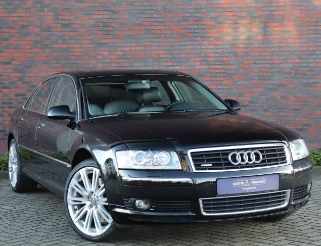 Audi A8 4.2 Quattro