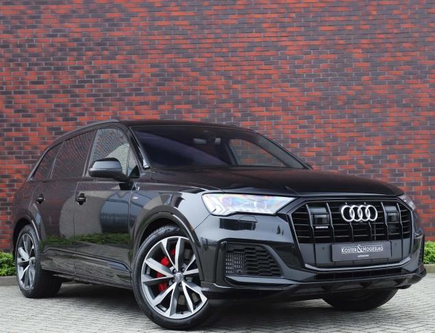 Audi Q7 60TFSI e Competition