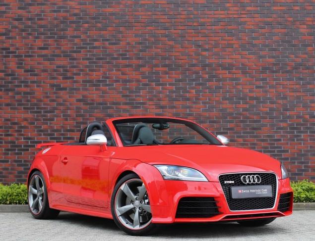 Audi TTRS Roadster 2.5TFSI Quattro