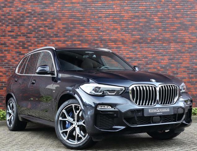 BMW X5 40i X-Drive