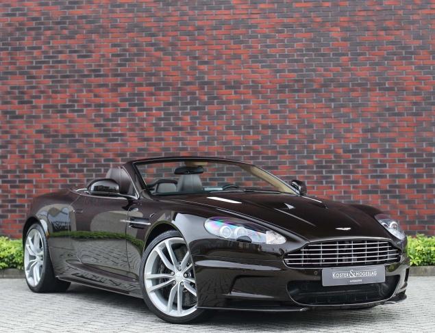 Aston Martin DBS 6.0 V12 Volante