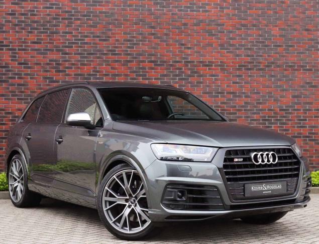 Audi SQ7 4.0TDI Pro Line Plus