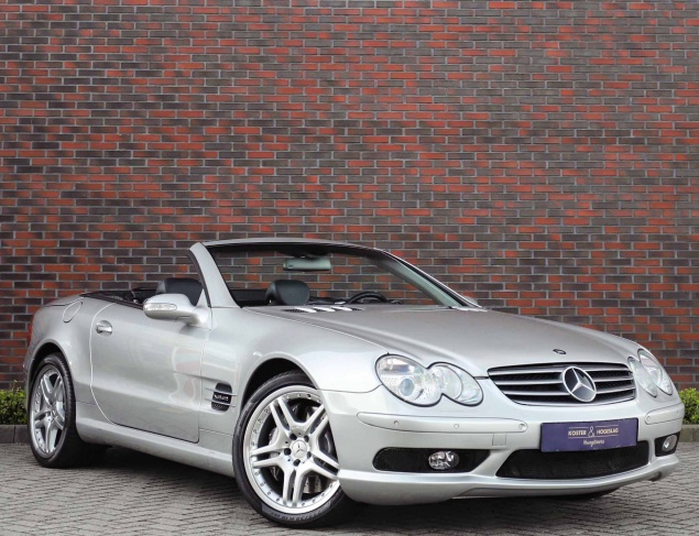 Mercedes-Benz SL600