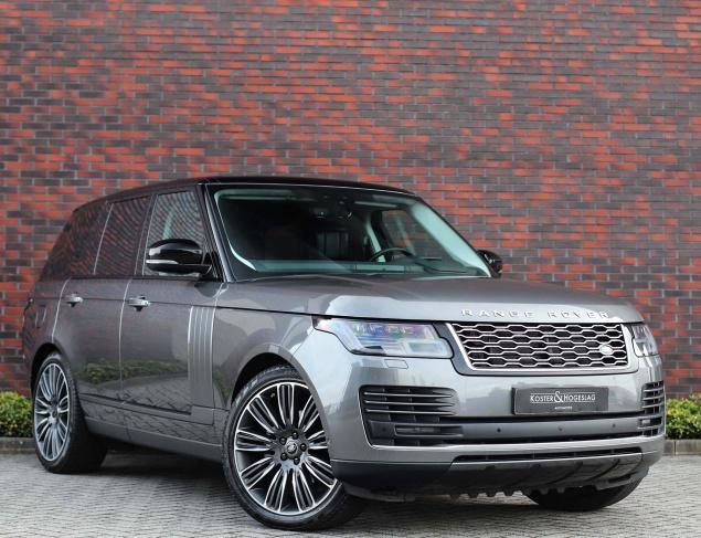 Range Rover SDV6 Autobiography