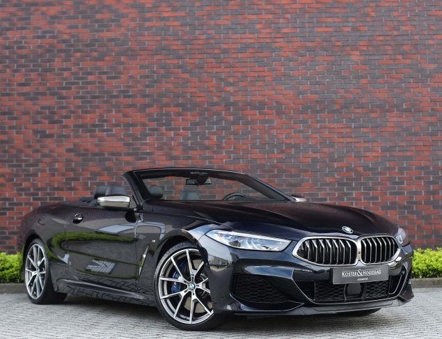 BMW M850i X-Drive Cabrio