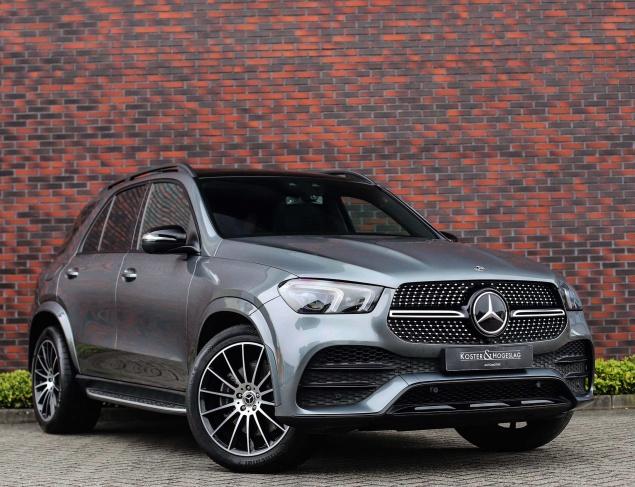Mercedes-Benz GLE400d 4-Matic