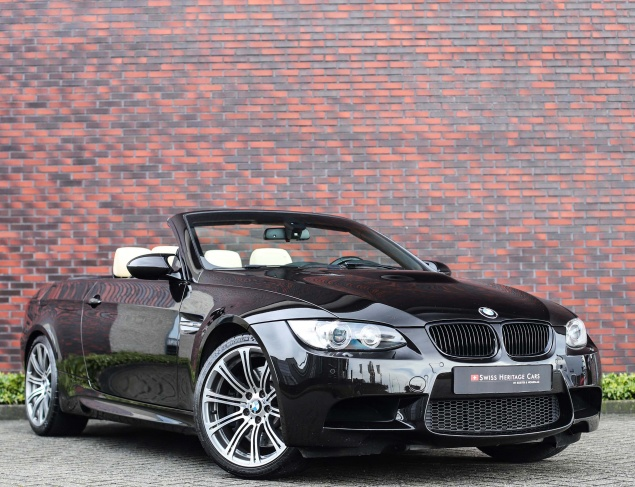 BMW M3 Cabrio DCT