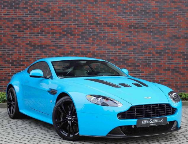 Aston Martin Vantage 6.0 V12