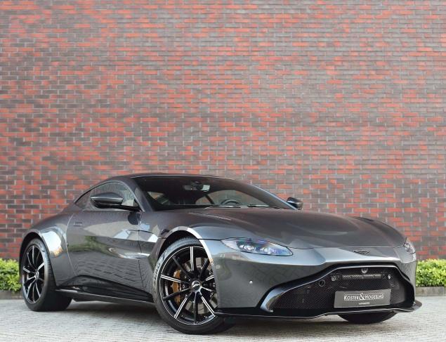 Aston Martin Vantage 4.0 V8