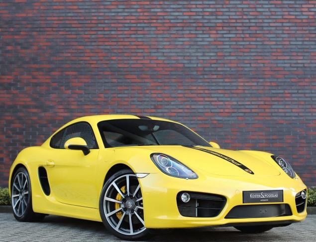 Porsche Cayman S PDK
