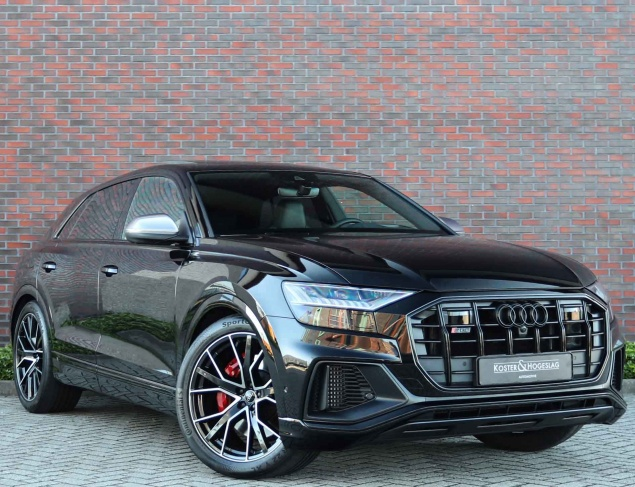 Audi SQ8 4.0TDI Quattro