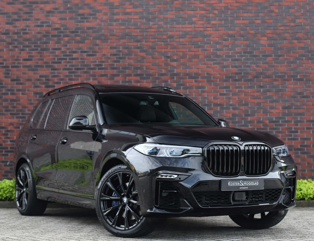 BMW X7 M50i X-Drive