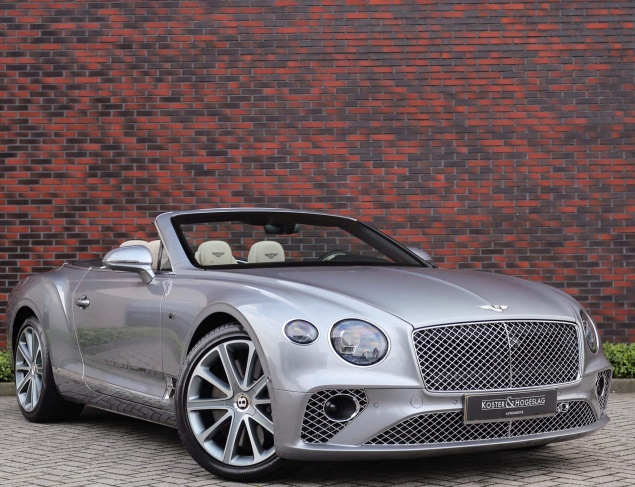 Bentley Continental GT W12 Cabrio