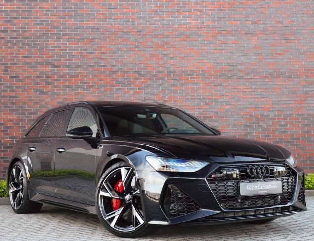 Audi RS6 4.0TFSI Quattro