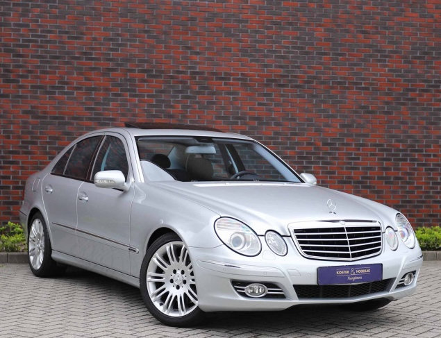 Mercedes-Benz E350 CGI Avantgarde