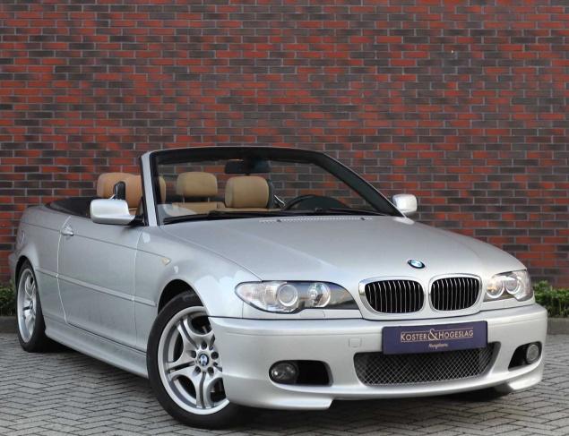 BMW 320ci cabrio