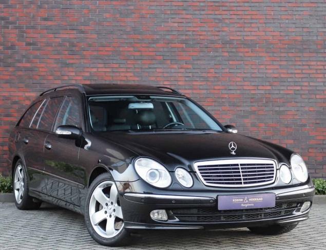 Mercedes-Benz E500 combi Avantgarde