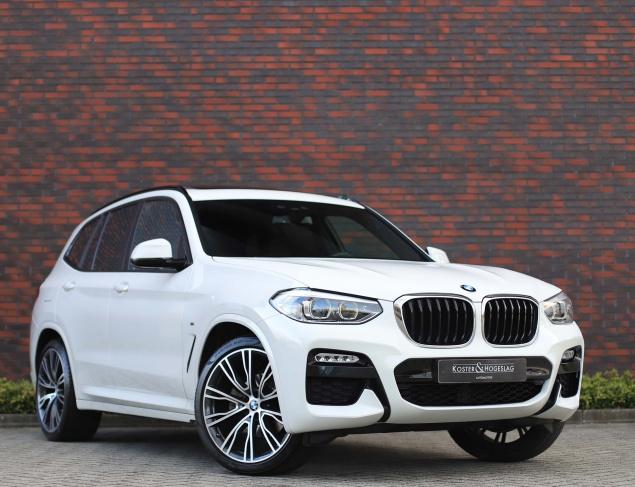 BMW X3 20i X-Drive