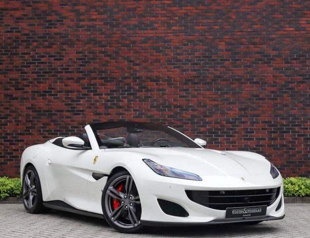 Ferrari Portofino 3.9 V8 Hele Atelier