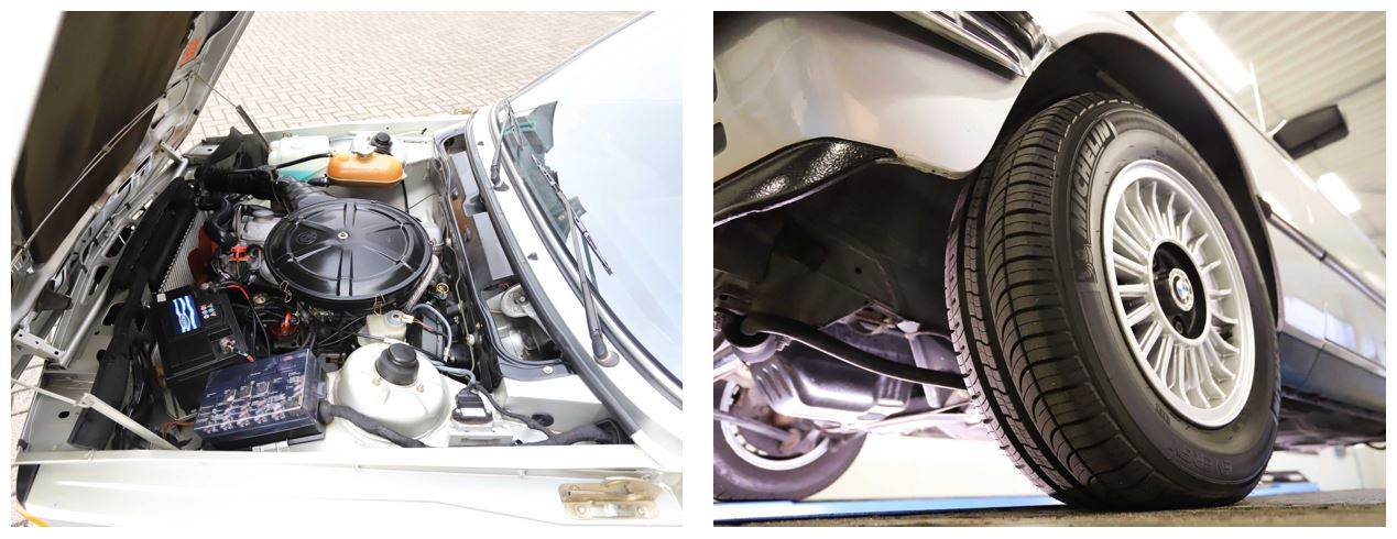 Specs1 - classic car klassieker BMW 320 type E21 6 cilinder - Koster en Hogeslag Automotive.JPG